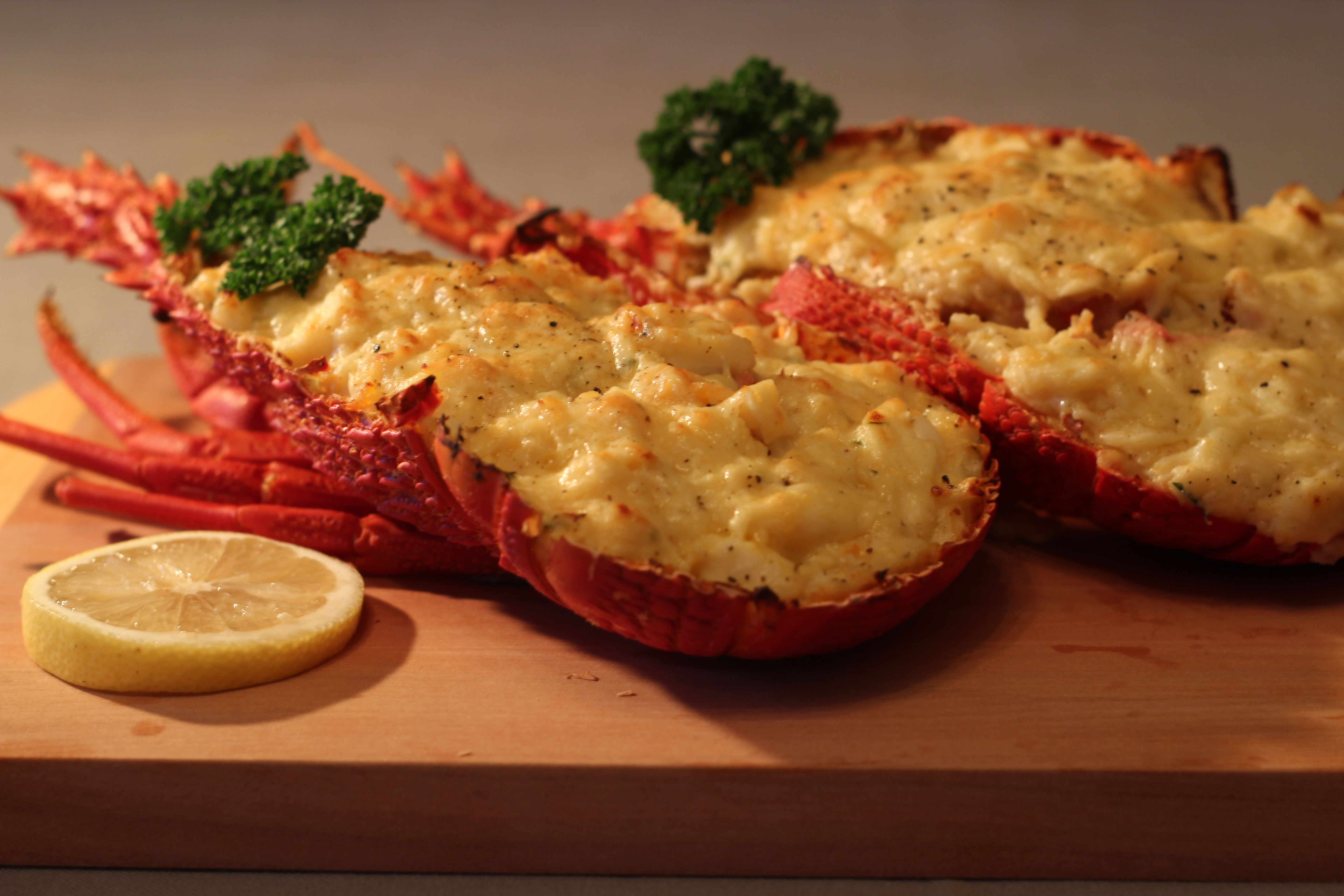 Lobster Thermidor | gardensandgrills