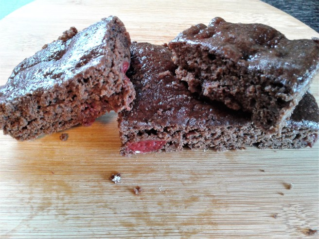 Chocolate Cherry Cake